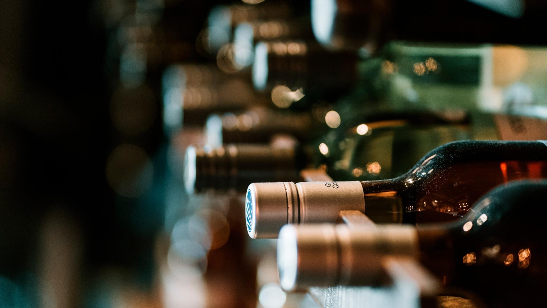 Vinflasker til Winemakers Dinner